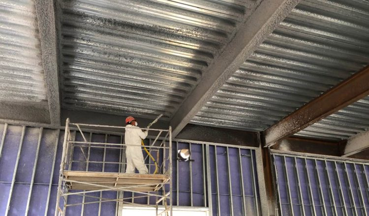 Fireproofing in Calgary